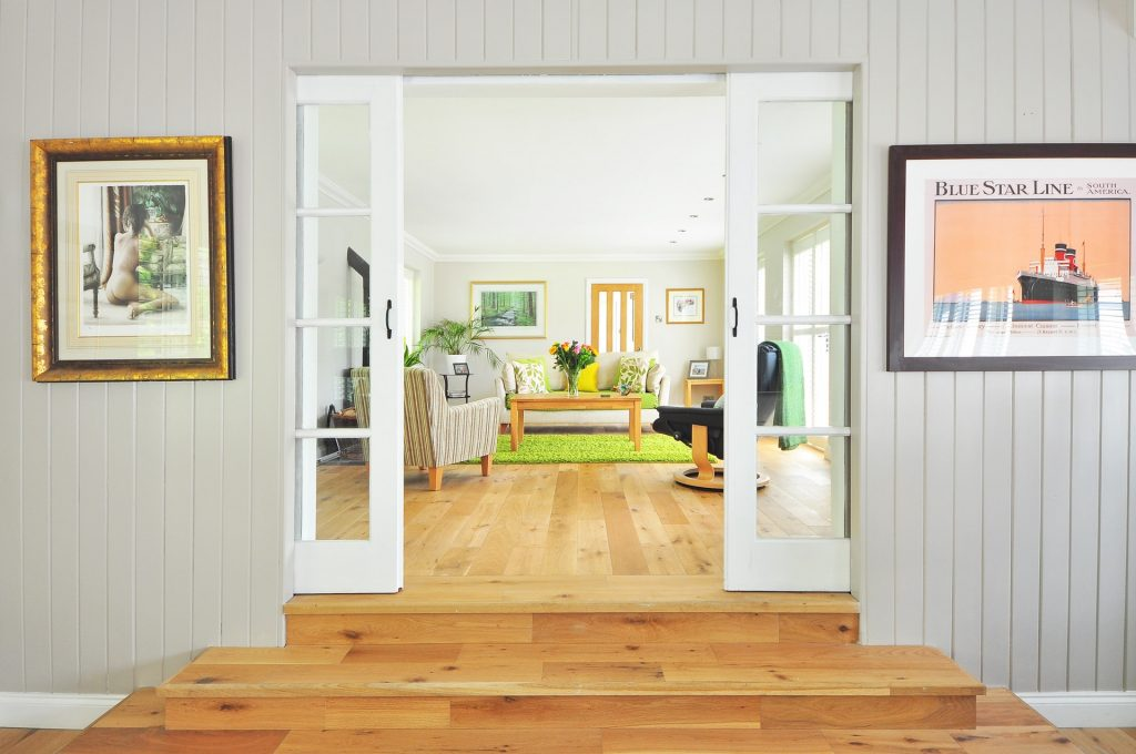 Reduce Energy Waste in Large Door Gaps