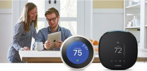 Programmable Thermostat Can Contribute to Spring Energy Savings